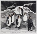 Helena Laakso: Pingviiniperhe