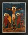 Kaija Lempinen: Kristus ristillä