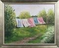 Pirjo Tienhaara: Pyykkipäivä