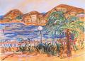Tuula Katajisto: Maisema Mallorcalta