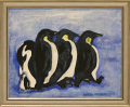 Marja  Viskari: Kuningaspingviinit