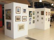Joulunäyttelyä 2013